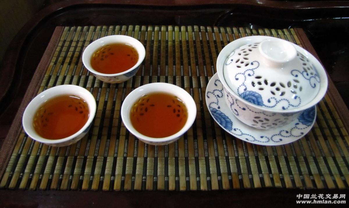 2014年云南春红茶;特级老树金丝滇红!